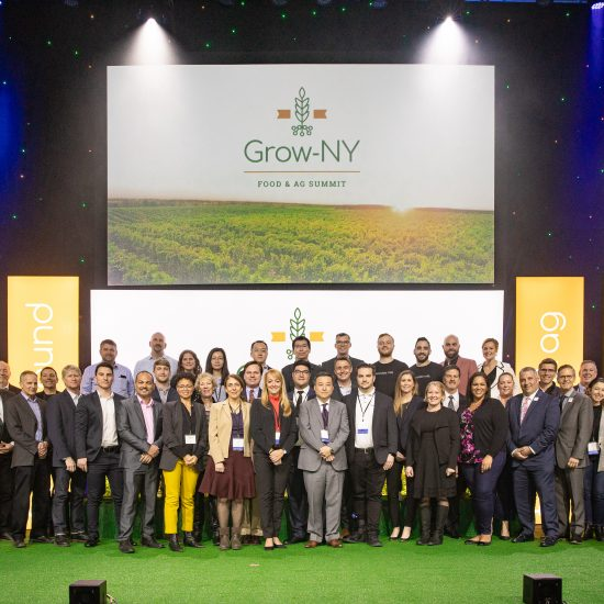 Group photo of Grow-NY finalists